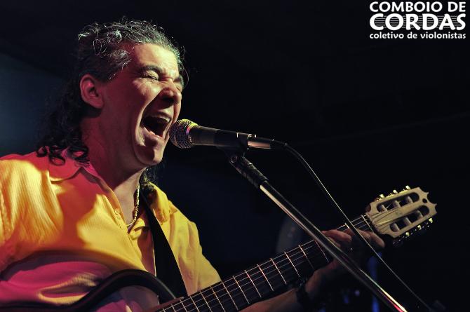 """Enan Racan """"Doce Mineiro"""" no Comboio de Cordas - 07 junho 2011"""
