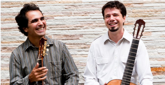 Duo Saraiva-Murray no Comboio de Cordas 01/nov/2011