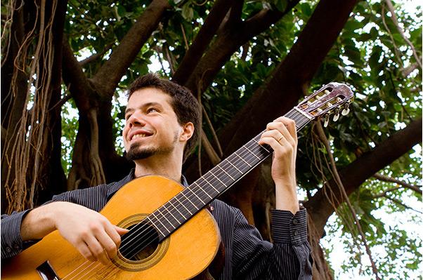 """Daniel Murray em """"Tom Jobim para Violão Solo"""" no Comboio de Cordas 29/nov/2011"""